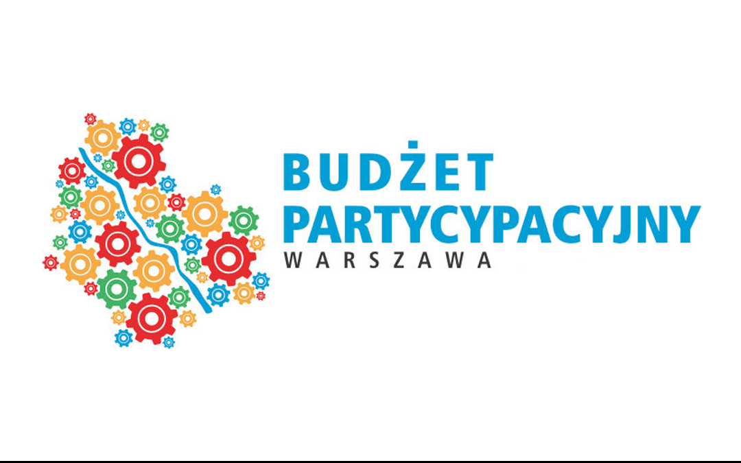 logo budżetu partycypacyjnego w roku 2016