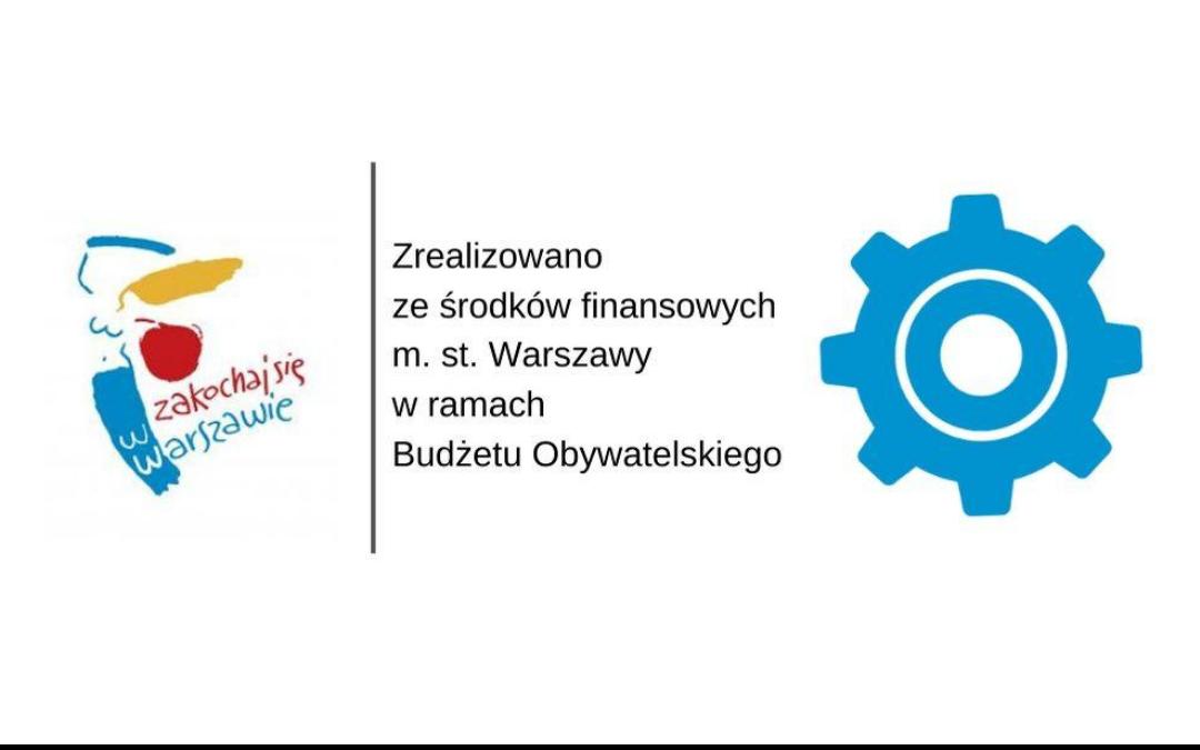logo budżetu obywatelskiego 2020