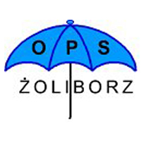 logo ośrodka pomocy społecznej żoliborz