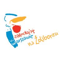 logo miasta stołecznego warszawy dzielnicy żoliborz