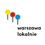 logo projektu warszawa lokalnie