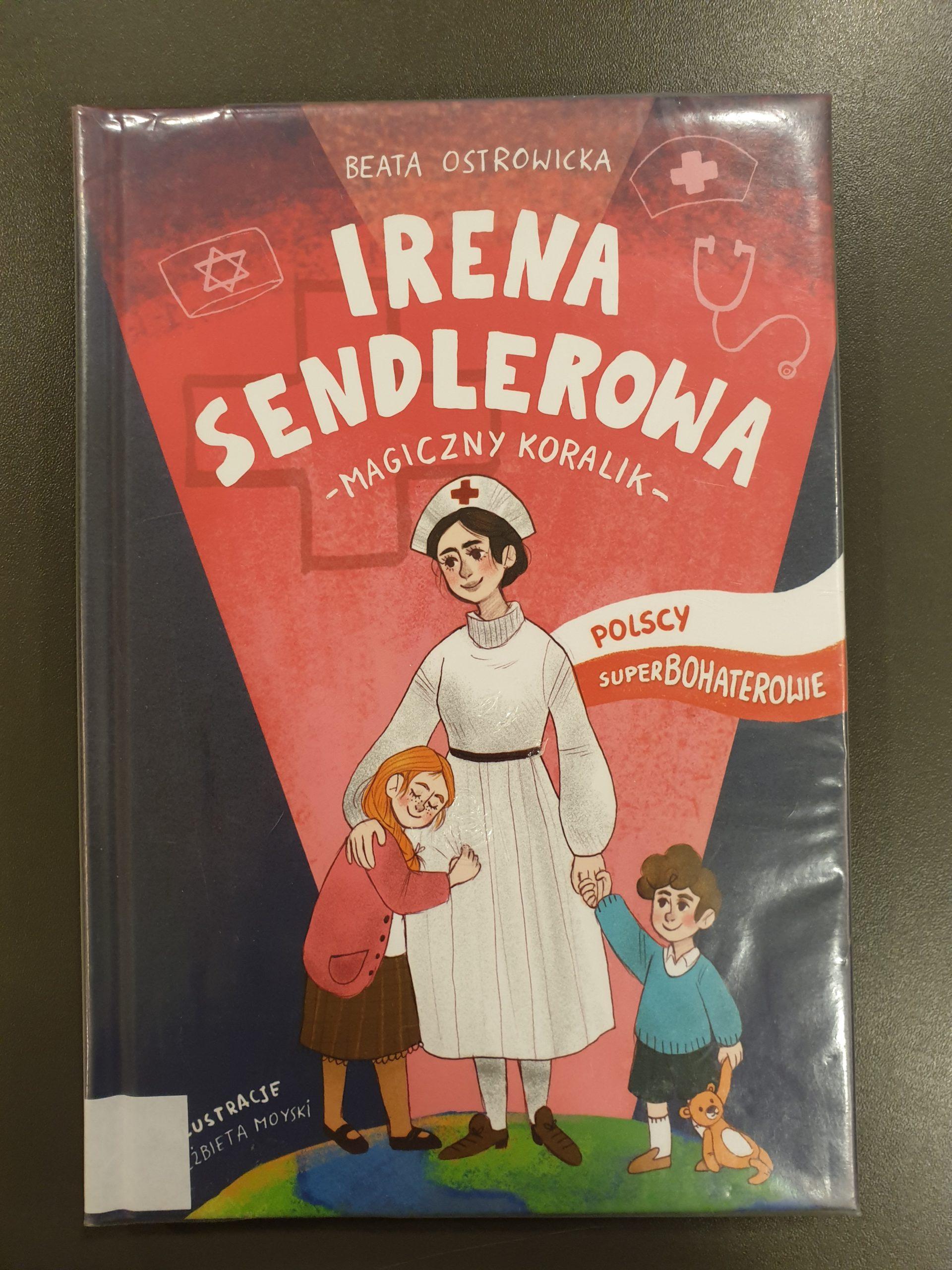Okładka książki pod tytułem Irena Sendlerowa