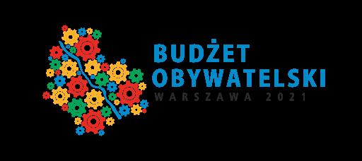 logo budżetu obywatelskiego 2021