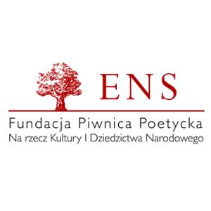 logo fundacji ENS Fundacja Piwnica Poetycka
