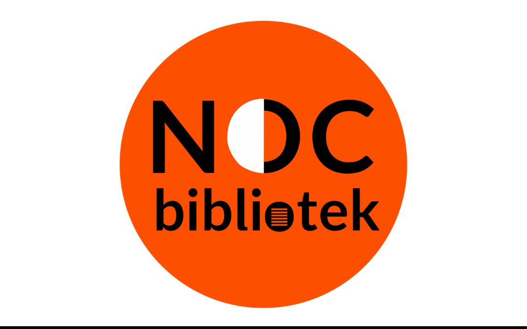 logo noc bibliotek