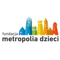 logo fundacji metropolia dzieci