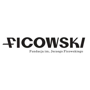 logo fundacji im. Jerzego Ficowskiego