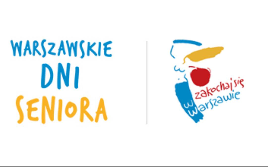 logo warszawskich dni seniora