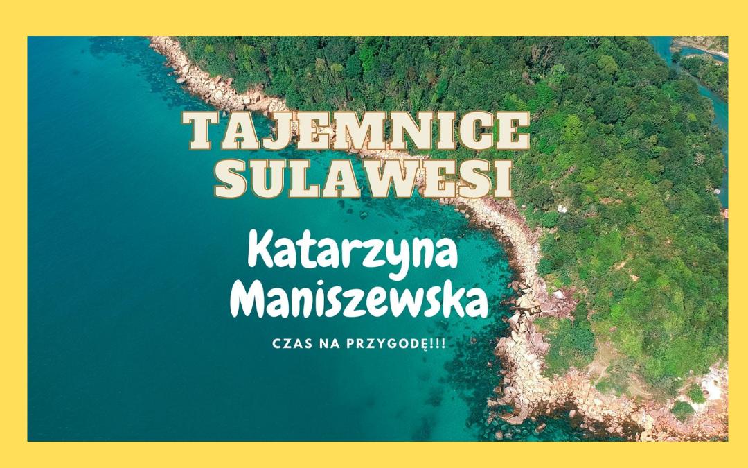 """grafika wyróżniająca - """"Tajemnice Sulawesi"""""""