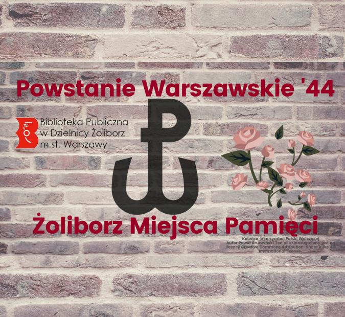 Powstanie warszawskie _zdjęcie miniatura reklamujące film o miejscach pamięci na Żoliborzu.